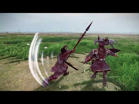 All Reign Of Blood General Executions - Sentinels Only PT. 1 - Total War Three Kingdoms |