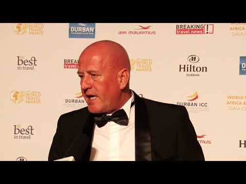 Johannes Steyn, general manager, The H Resort Beau, Vallon Beach, Seychelles