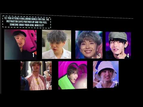 BTS - Dating Game 2019