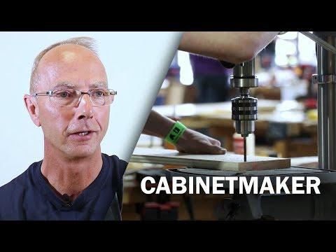 Job Talks - Cabinetmaker