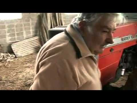 Uruguay's Jose Mujica - 'the poorest president in the world'