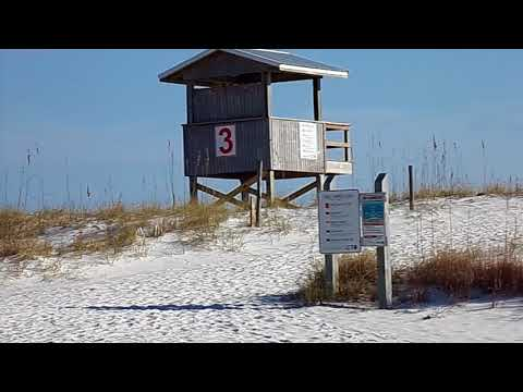 Sunny Navarre Beach Florida Tour Music Video Song Titled Beat Your Competition