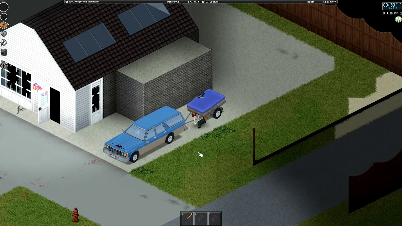 20.20 IWBUMS beta released   Project Zomboid