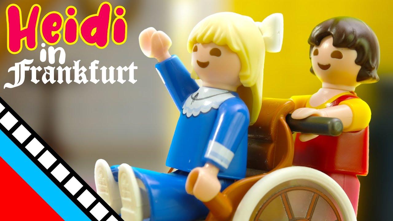 Playmobil Heidi y Clara en Frankfurt - Películas para niños