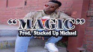 🔥 Moneybagg Yo Type Beat 2018 Magic | Bet On Me Type Beat | Stacked Up Michael