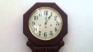 Baldwin Regulator Wall Clock