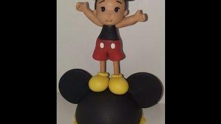 Menino Mickey - Biscuit - # 44