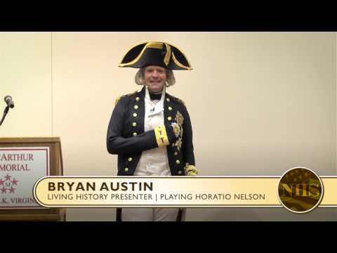 An Evening With Admiral Horatio Nelson