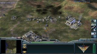 USA VS 2 GLA - Command And Conquer Generals: Zero Hour