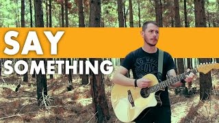 Repeat youtube video Say Something - A Great Big World (Stanley June Acoustic Cover/Tribute)