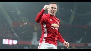 Wayne Rooney Goal!    Stoke City VS Manchester United 1-1