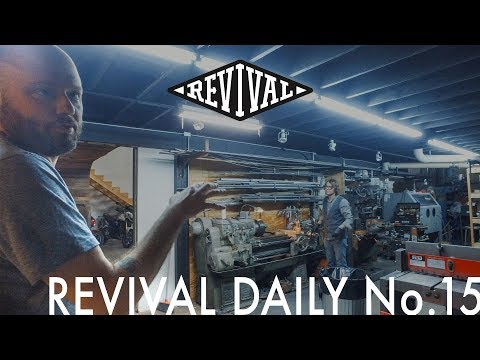 About Our Building // Revival Daily No. 15