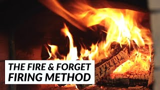 Firing your Wood Fired Oven - The Fire & Forget Method