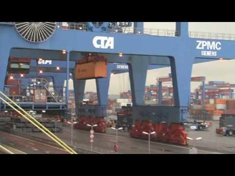 Containerterminal Altenwerder (CTA)