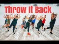 """Throw It Back"" By Missy Elliott - Dance Fitness With Jessica"