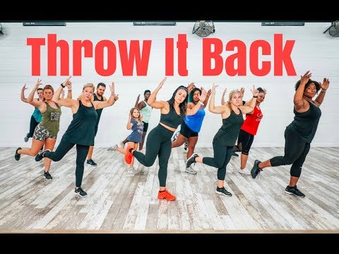 """Throw It Back"" By Missy Elliott - Dance Fitness With Jessica"