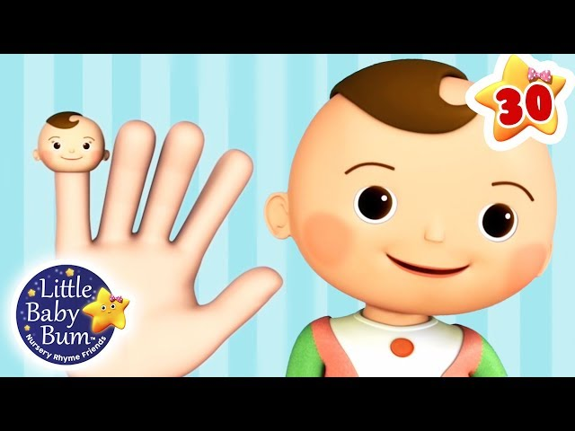 Finger Family | + More Nursery Rhymes & Kids Songs | Songs for Children | Little Baby Bum