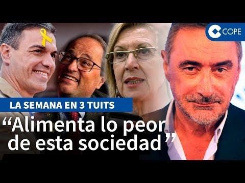Rosa Díez: El gobierno de Sánchez empieza a dar miedo
