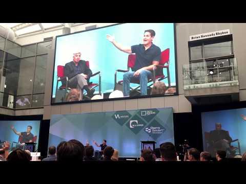 Mark Cuban discusses Cryptocurrencies at Venture Atlanta