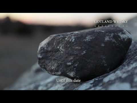 Isle of Lime Sangelstain - 2021 års whisky från Gotland
