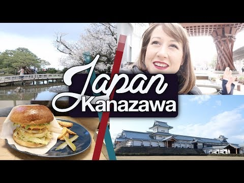 Day Out In Kanazawa! Japan April 2018