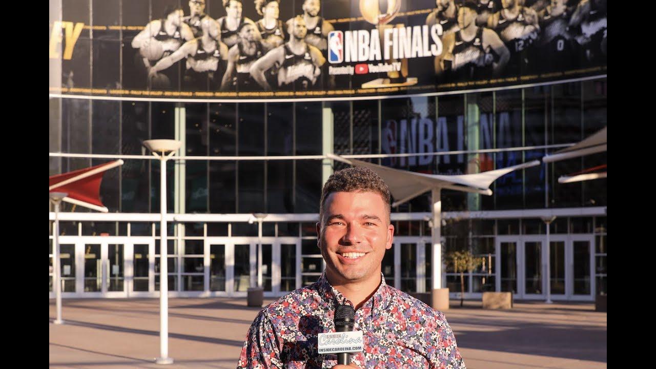 Video: Cameron Johnson, Justin Jackson Set to Battle in 2021 NBA Finals