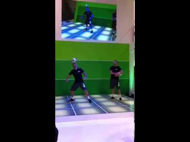 Football freestyler Part 3
