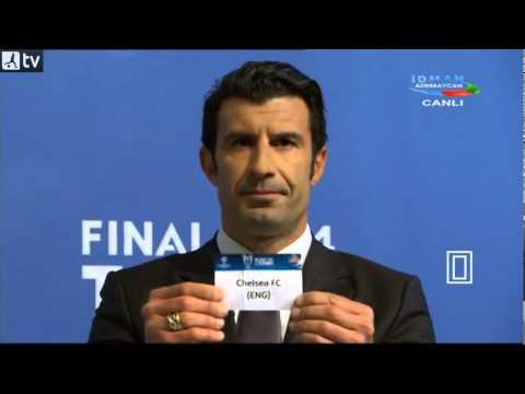 sorteo UEFA Champions League 1 2 Finals 2013 2014