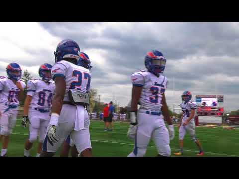 Barrington vs. Hoffman Estates High School Football - October 7, 2017