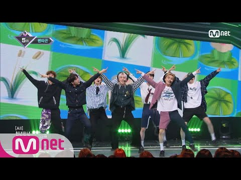[PENTAGON - Naughty boy] KPOP TV Show | M COUNTDOWN 181004 EP.590
