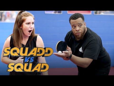 Thumbnail: Table Tennis: Amateurs vs. Young Professionals