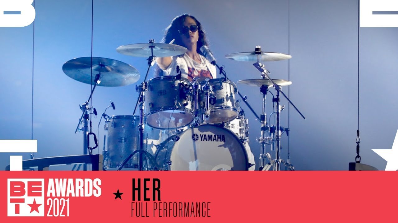 Watch HER's Rockstar Live Performance Of 'We Made It' | BET Awards 2021