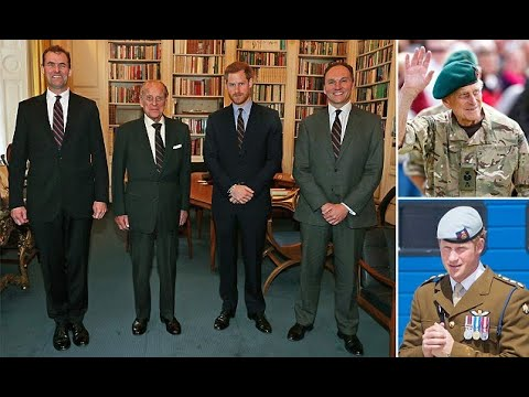 Queen makes Harry the Captain General of the Royal Marines