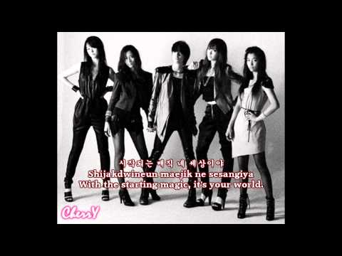 f(x) ~ Mr. Boogie {Korean, English, and Romanization Sub}