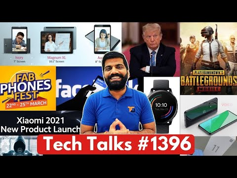 Tech Talks #1396 – PUBG in 2 Weeks?, OnePlus 9 Details, Lava Tablets, Galaxy M62 5G, Mi 11 Lite, N10