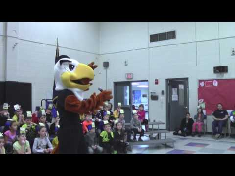 South School January Assembly 2017