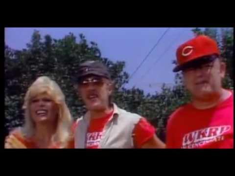 WKRP in Cincinnati S02E03 Baseball
