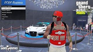 How to install Diamond Casino & Resort Business (2019) GTA 5 MODS