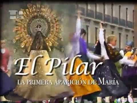 El PILAR, la primera aparición de la Virgen María