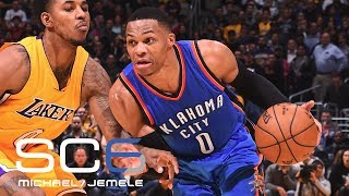 Jemele Hill Says Lakers Are 'Really Attractive' Option For Russell Westbrook | SC6 | June 26, 2017