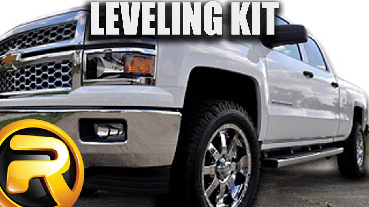 How To Install Ground Force Suspension Leveling Kit Youtube