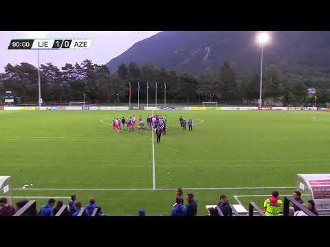 LIVE: Liechtenstein U21 vs Azerbaijan U21