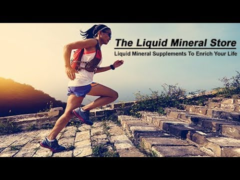Liquid Magnesium - Natural Red Iron Liquid Magnesium