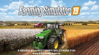 Farming Simulator 19 Review on PC