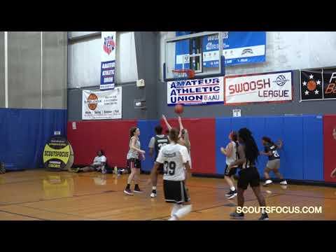 TM6 20 Bryana Johnson 5'5 120 The Loomis Chaffee School CT 2020 Highlight