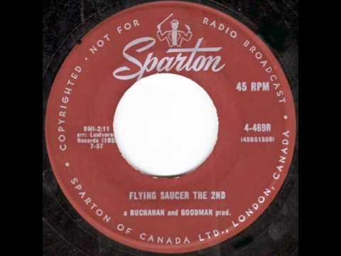 Flying Saucer The 2nd Buchanan & Goodman 1957 SpartonCanada 469