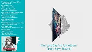 Our Last Dayです。 東方トランスコアアルバム、「past, now, future」...
