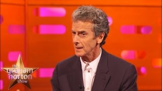 Peter Capaldi on Keeping Doctor Who a Secret - The Graham Norton Show