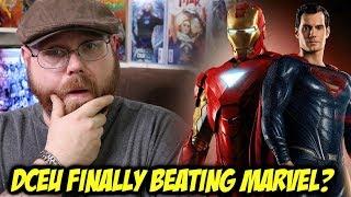 Dceu Finally Beating Marvel?!!!