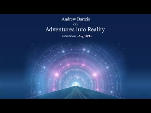 Adventures into Reality Aug-08-16